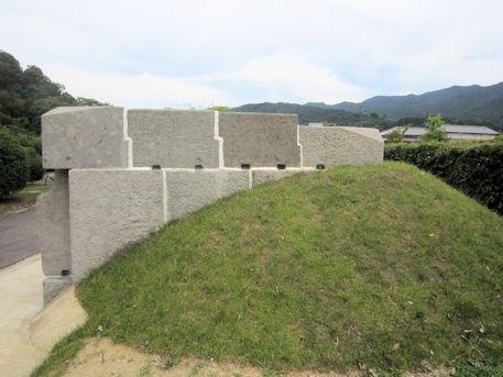 高松塚古墳の実験用石室