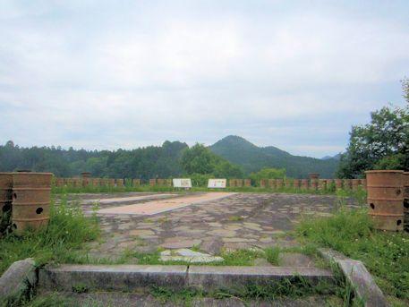 三陵墓西古墳と都介野岳