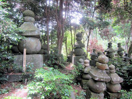 多田来迎寺五輪塔