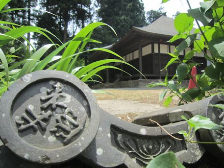 多田来迎寺本堂