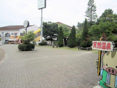 道の駅針テラス