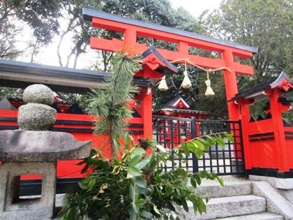 奈良豆比古神社