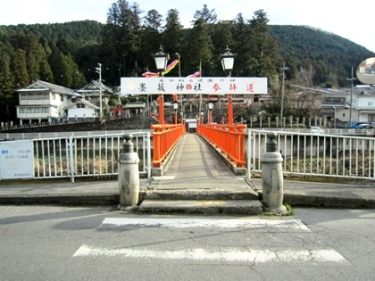 宇陀市の墨坂神社