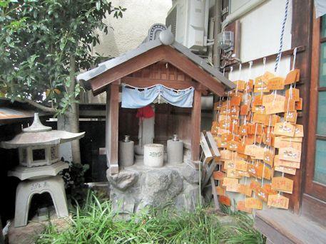 長林寺の地蔵堂