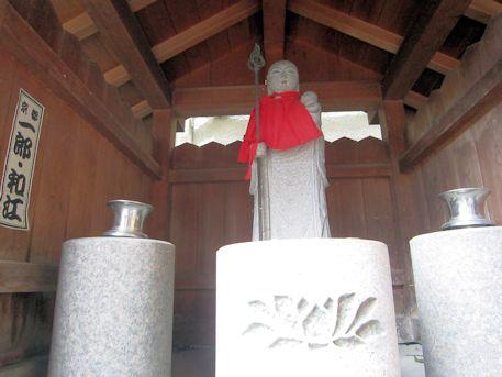 長林寺のお地蔵さん