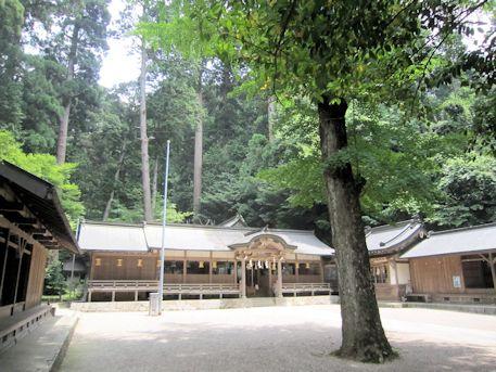 Himuro jinja Shrine