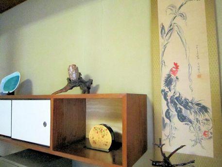 平城繁雄の軍鶏