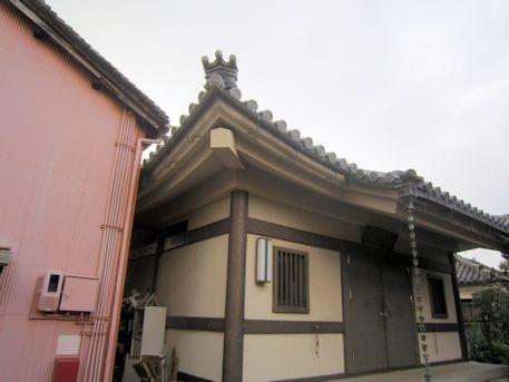 法徳寺観音堂