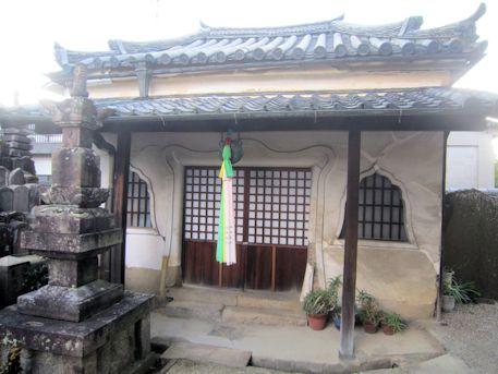 法徳寺位牌堂