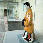 万葉歌人陶磁器人形