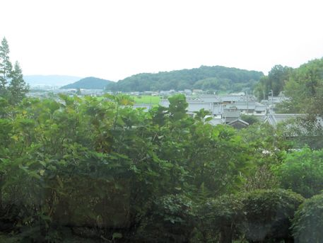 天香久山と耳成山