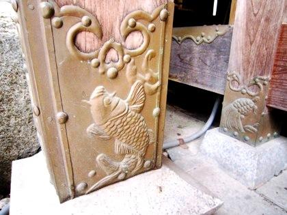 長弓寺円生院の意匠
