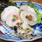 大和肉鶏の香味奈良漬