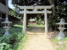 大軽春日神社