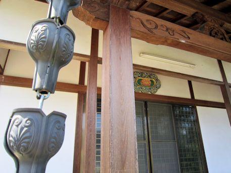 石川精舎跡本堂