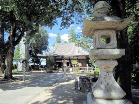 太神宮石燈籠