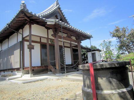 石川精舎跡の井戸
