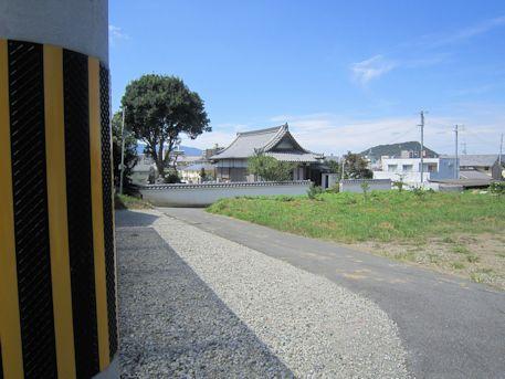 石川精舎跡