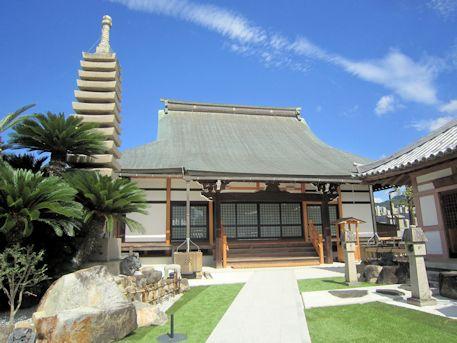念佛寺本堂