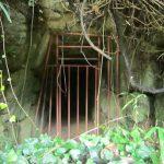 二塚古墳の横穴式石室