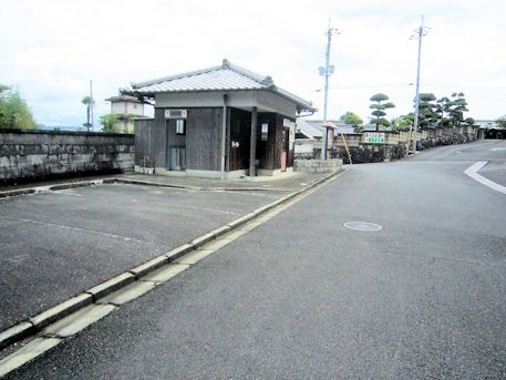 浄願寺駐車場