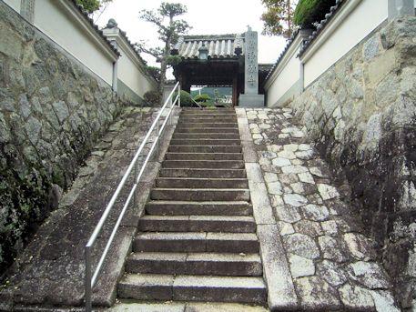 浄願寺山門