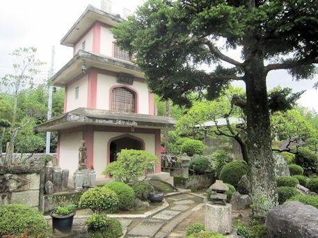 浄願寺納骨堂
