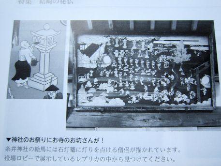糸井神社絵馬