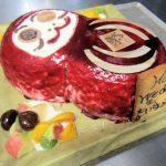 達磨ウェディングケーキ