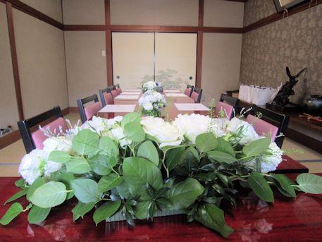 大神神社結婚式会食
