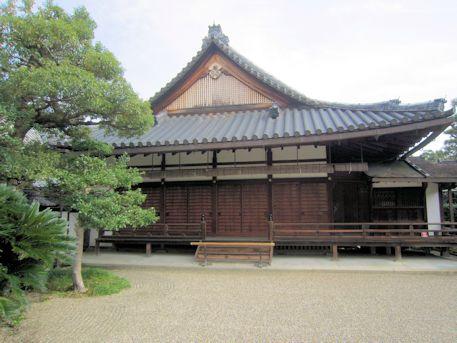 中宮寺表御殿