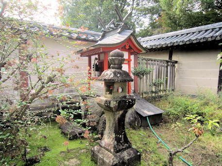 中宮寺稲荷社