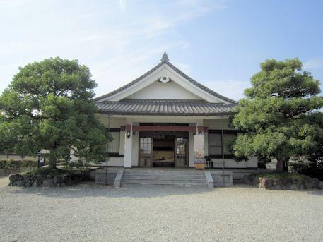 中宮寺鳩和殿