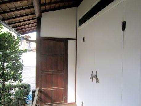 奈良町セミナーハウスの蔵