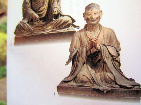 興福寺南円堂の法相六祖坐像